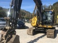 2017 Deere 135G Excavators and Mini Excavator
