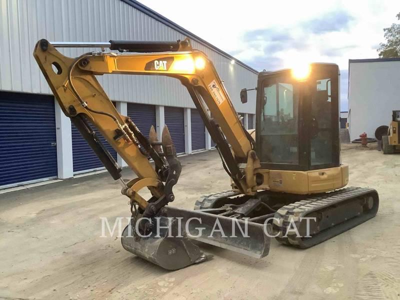 2016 Caterpillar 305.5E2CR Excavators and Mini Excavator