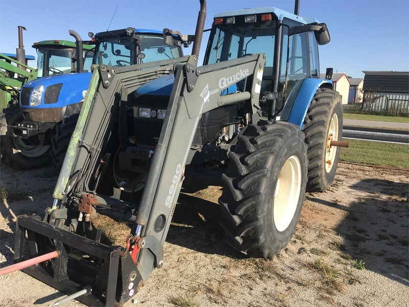 Ford 8560 Tractor