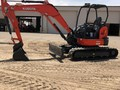 2017 Kubota U55-4 Excavators and Mini Excavator