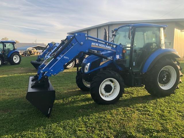 2018 New Holland POWERSTAR 75 Tractor