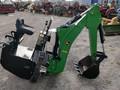 John Deere 375 Backhoe and Excavator Attachment