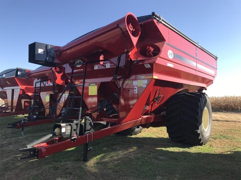 2019 J&M 1151-22S Grain Cart