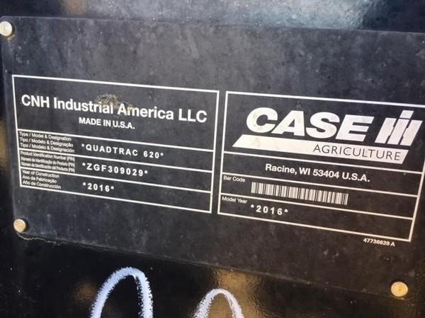 Case IH Steiger 620 QuadTrac Tractor