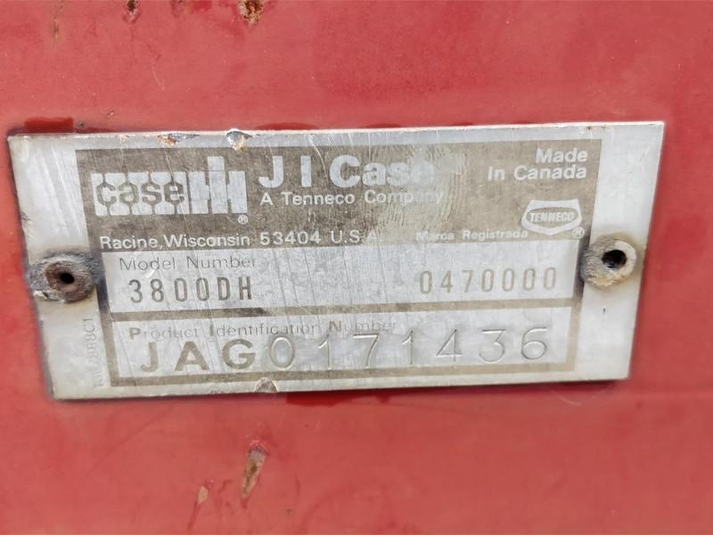 Case IH 3800 Disk