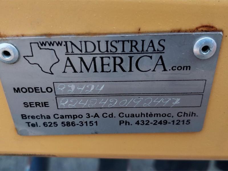Industrias America 2424 Disk