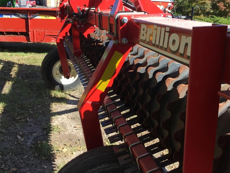 2014 Brillion PDT16 Mulchers / Cultipacker