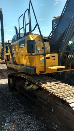 2016 Deere 160G LC Excavators and Mini Excavator