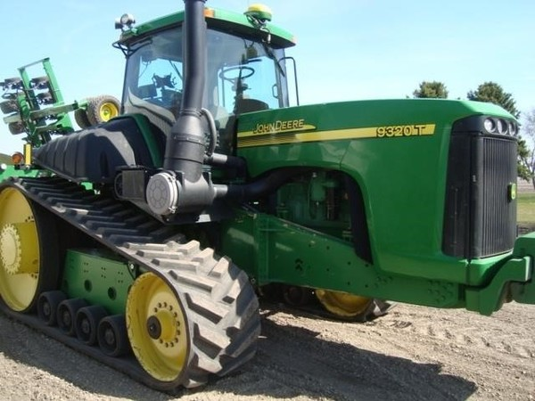 2002 John Deere 9320T Tractor