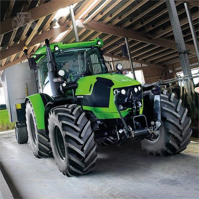 2019 Deutz-Fahr 5120G Tractor