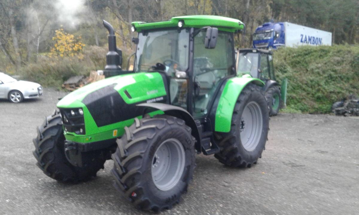 2021 Deutz-Fahr 5110G Tractor