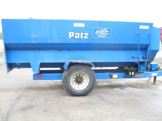 Patz 4380 Grinders and Mixer