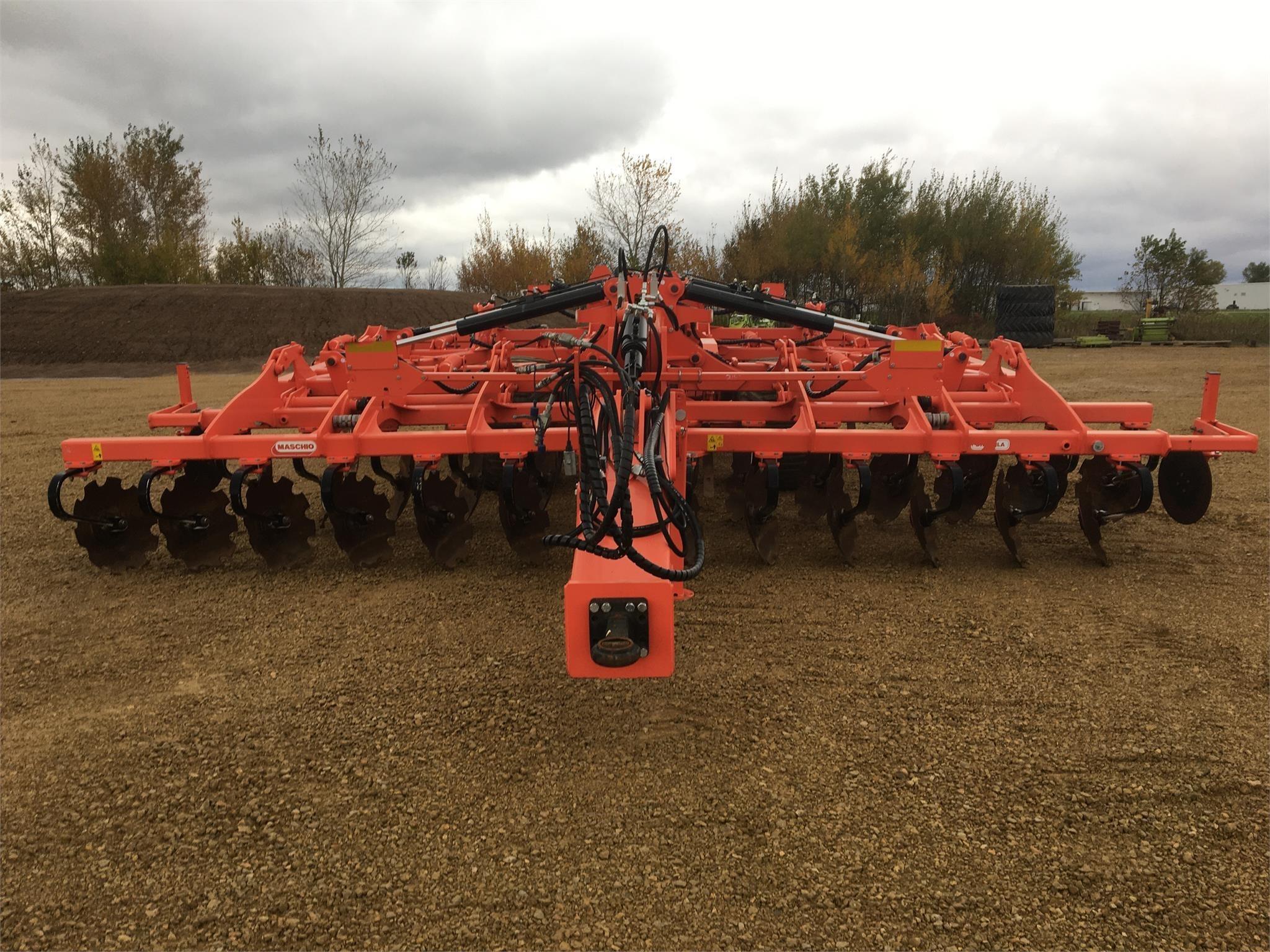 2015 Maschio DRACULA 600 Field Cultivator