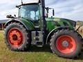 2019 Fendt 724 Vario Tractor