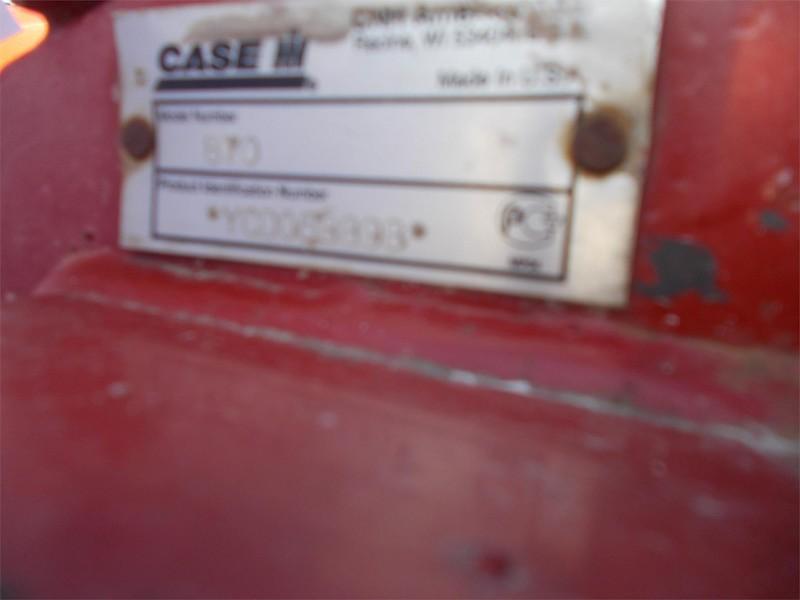 2012 Case IH Ecolo-Tiger 870 Disk Chisel