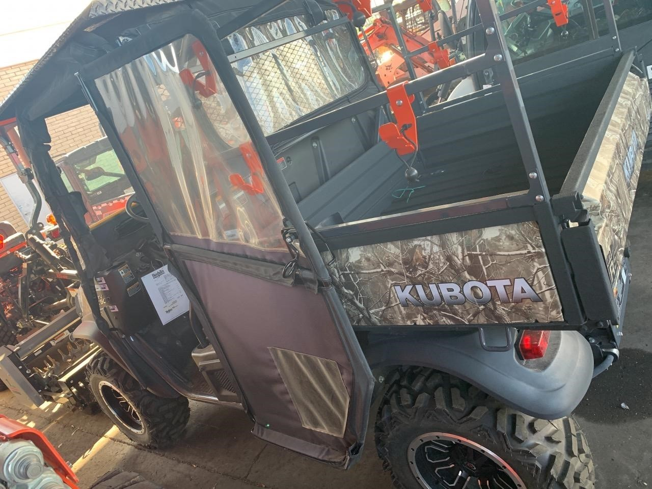 2016 Kubota RTVX900R ATVs and Utility Vehicle