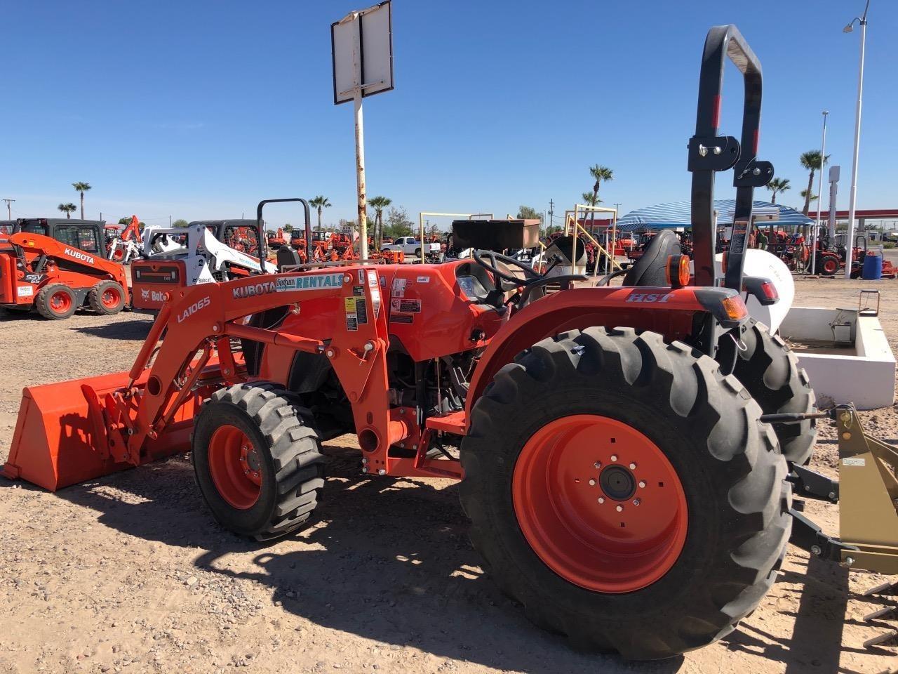 2019 Kubota MX5800HST Tractor