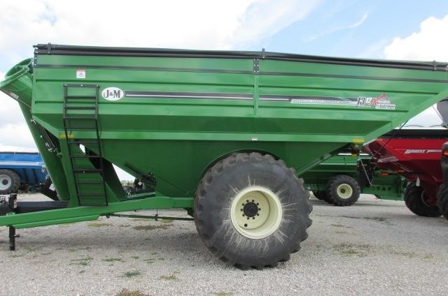 2019 J&M 1312-20S Grain Cart