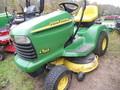 1998 John Deere LT166 Lawn and Garden