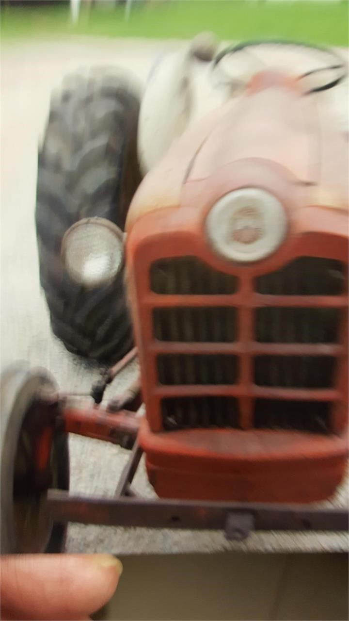 1957 Ford 871 Tractor