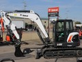 2020 Bobcat E85 Excavators and Mini Excavator