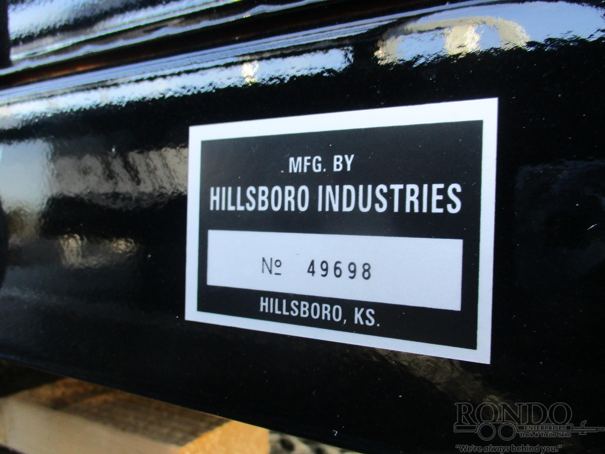 2019 Hillsboro SLT Truck Bed