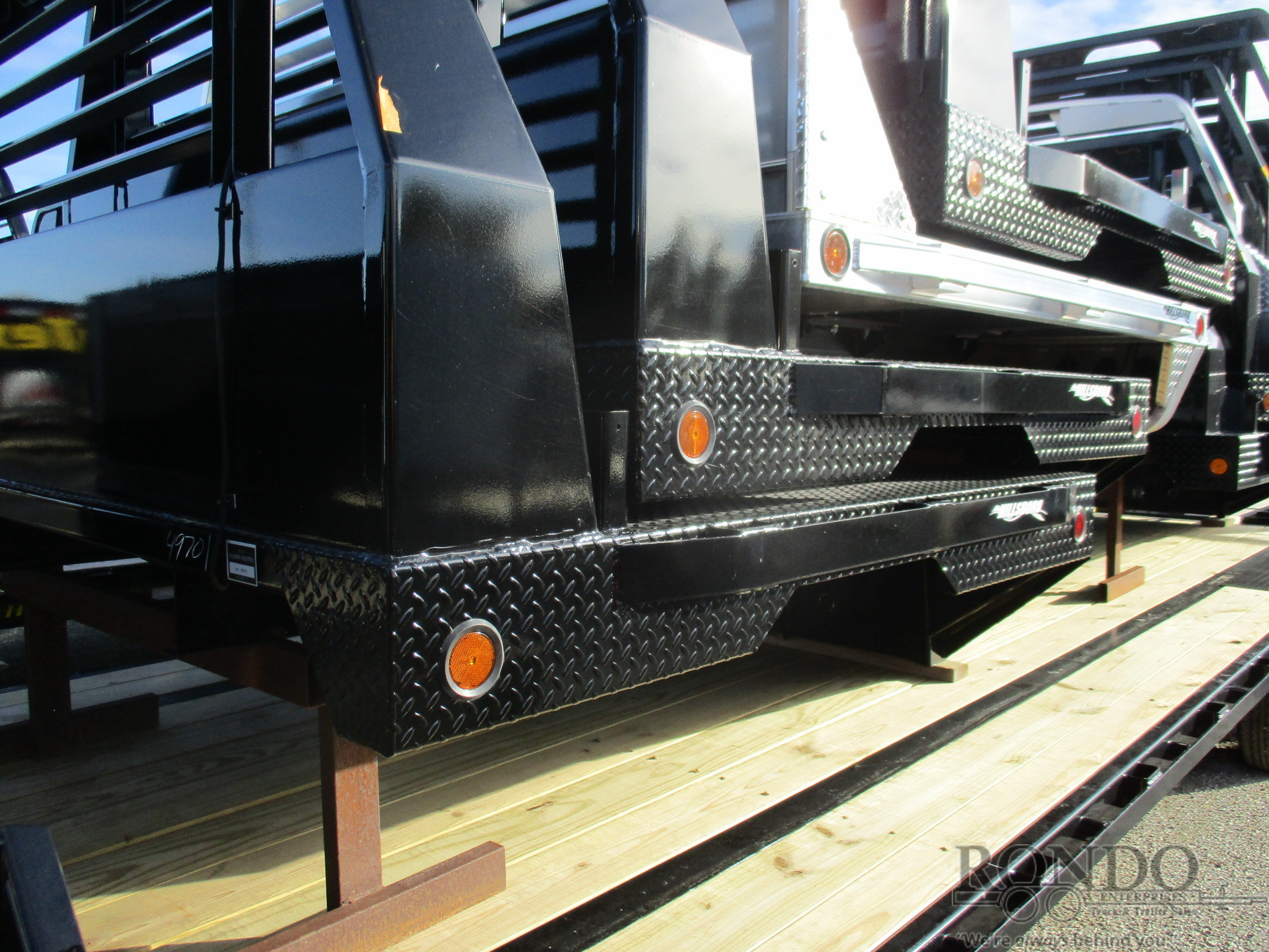 2019 Hillsboro GI Truck Bed