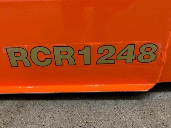 2015 Land Pride RCR1248 Rotary Cutter