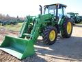 2018 John Deere 6135E Tractor
