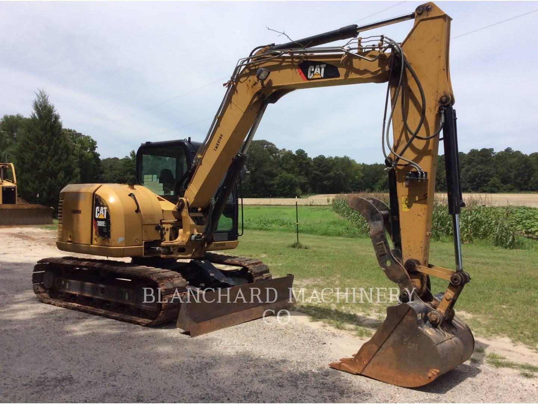 2013 Caterpillar 308E2CRSB Excavators and Mini Excavator