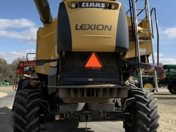 2008 Claas Lexion 560R Combine