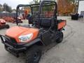 2018 Kubota RTV-X1120 ATVs and Utility Vehicle
