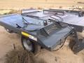 2014 Massey Ferguson AC25 Bale Wagons and Trailer