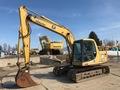 Komatsu PC130-8 Excavators and Mini Excavator
