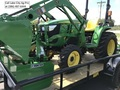 2019 John Deere 3032E Package Under 40 HP