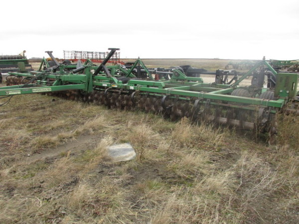 2001 Summers Manufacturing SuperCoulter Vertical Tillage