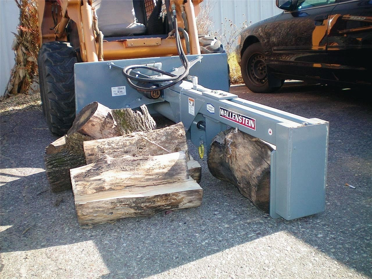 Wallenstein WX410 Forestry and Mining