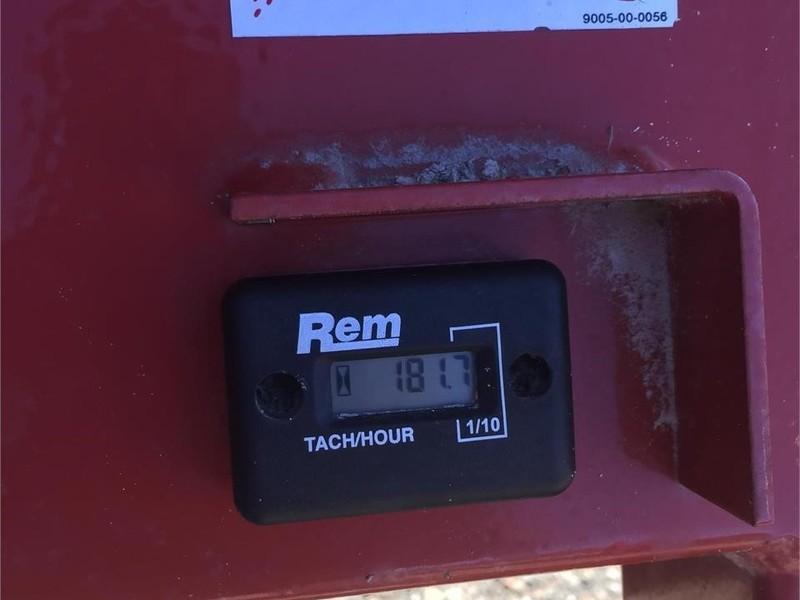 2013 Rem 2700 Grain Vac