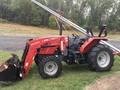 2014 Massey Ferguson 4608 Tractor