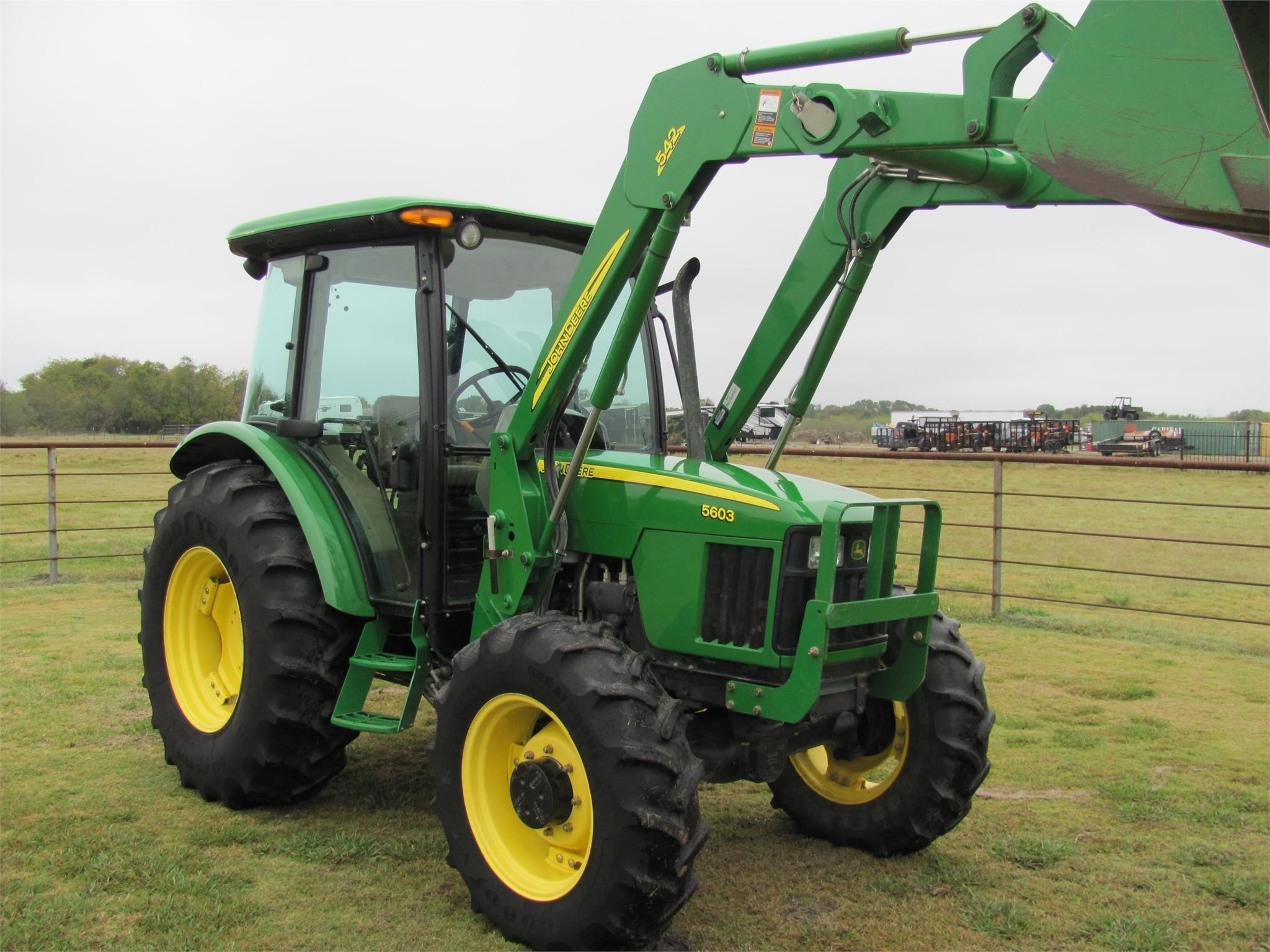 2009 John Deere 5603 Tractor
