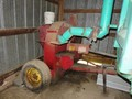 Farmhand F89B Forage Blower