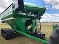 2014 J&M 1051-22T Grain Cart