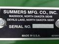 2018 Summers Manufacturing Diamond Disk 2510DT Vertical Tillage