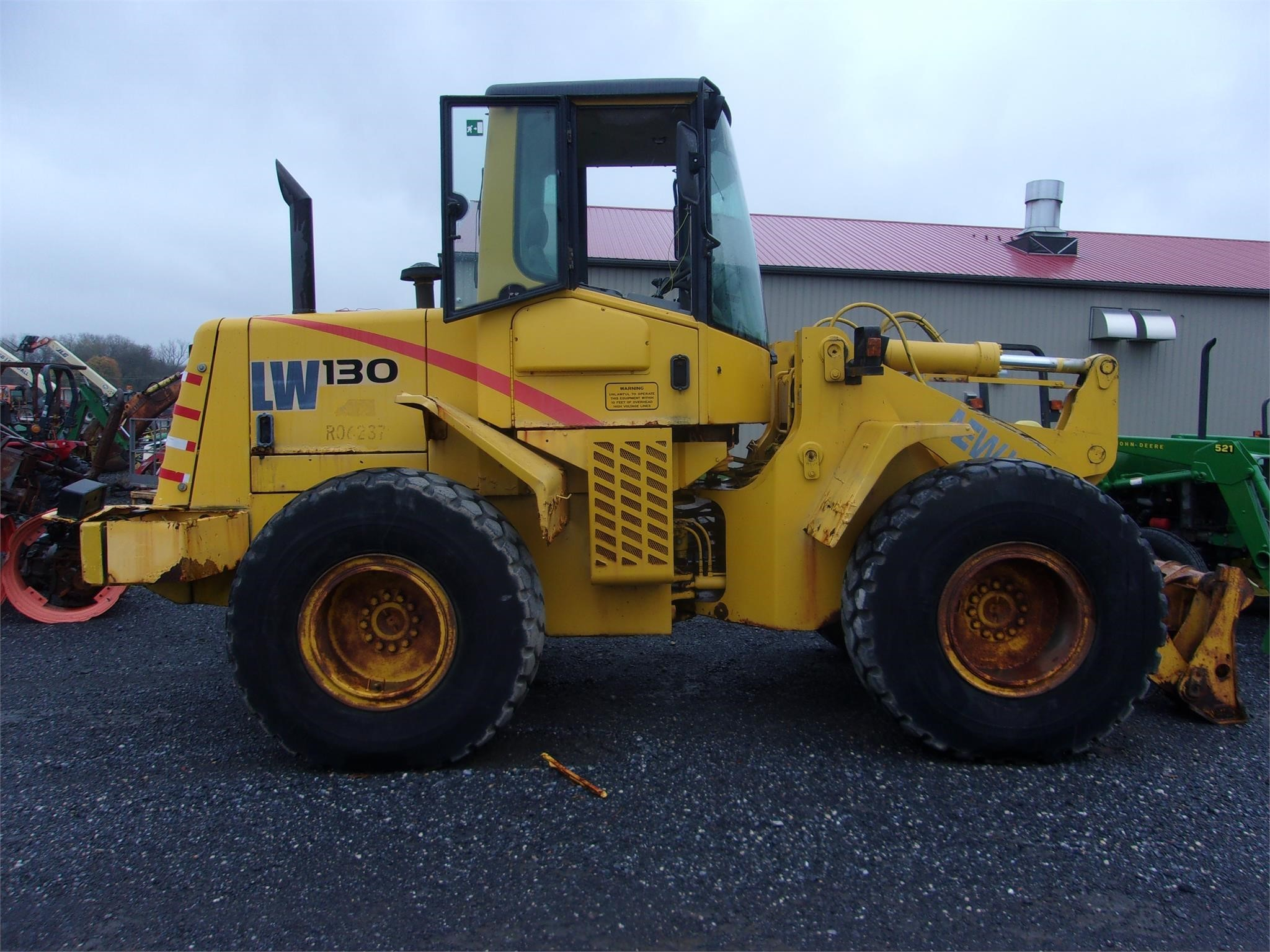 New Holland LW130 Wheel Loader