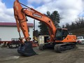 2013 Doosan DX350 LC-3 Excavators and Mini Excavator