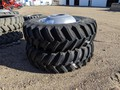 2019 Firestone 520/85R42 Wheels / Tires / Track