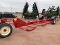 2019 Notch 8BT Bale Wagons and Trailer