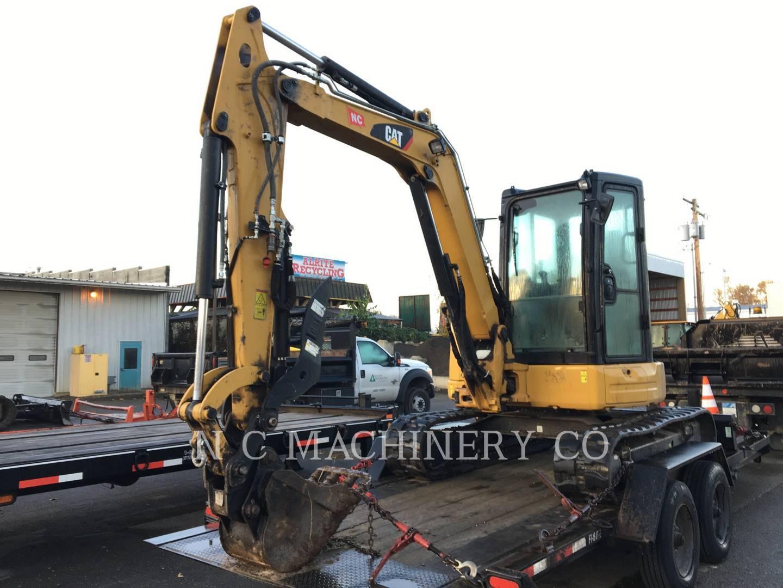 2017 Caterpillar 305E2 CRCB Excavators and Mini Excavator