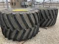 2017 Firestone IF1250/50R32 Wheels / Tires / Track