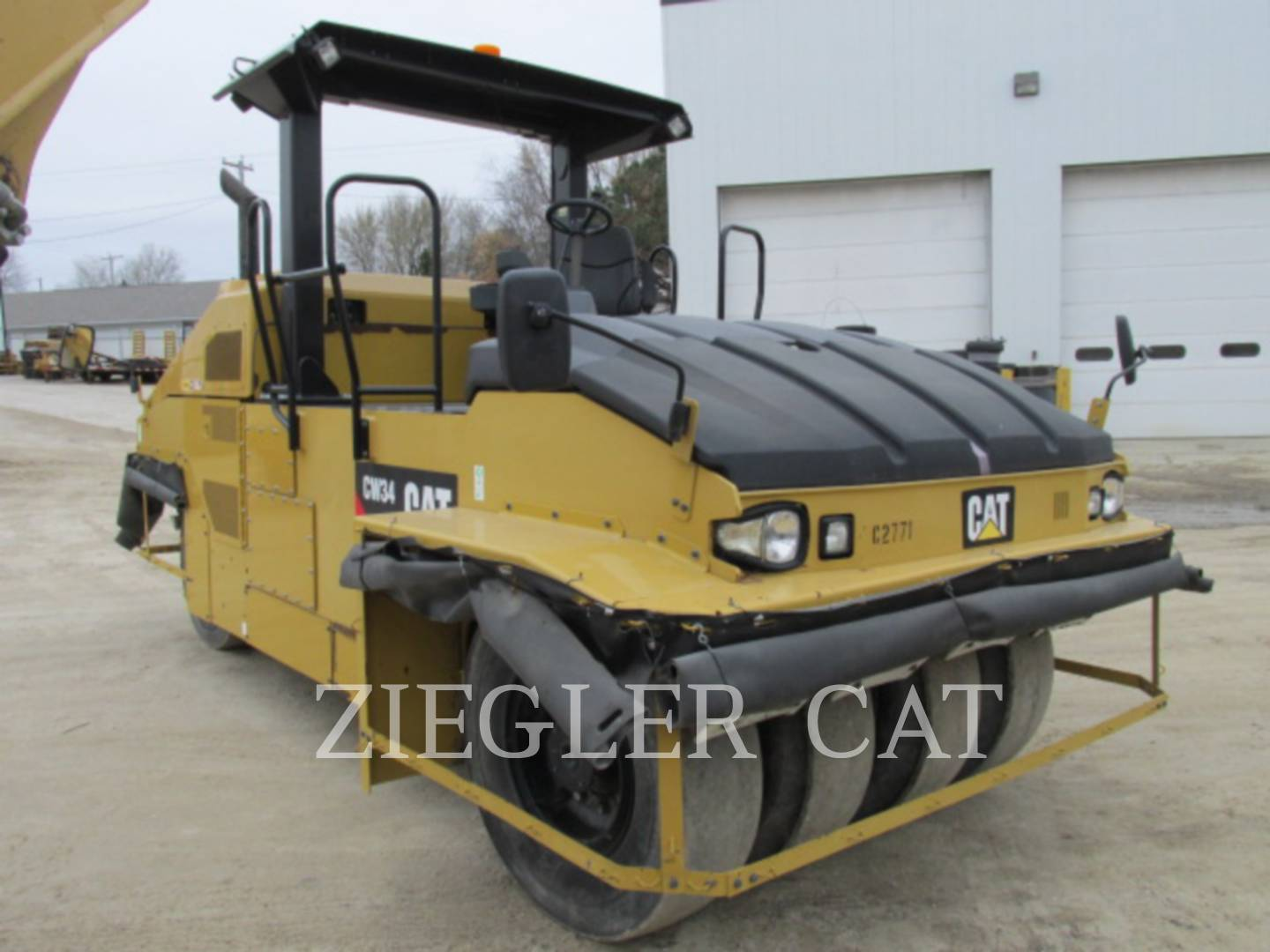 2015 Caterpillar CW34 Miscellaneous